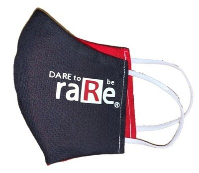 Dare To Be raRe Face Mask