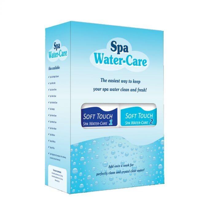 IDEALE CLEAN SPA WATER PAKKET