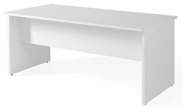 Mesa COR de 160x80cm color blanco.