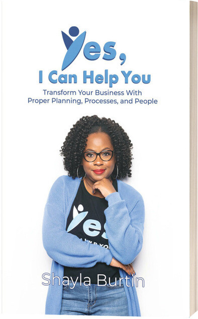 Yes, I Can Help You book (pre-order)