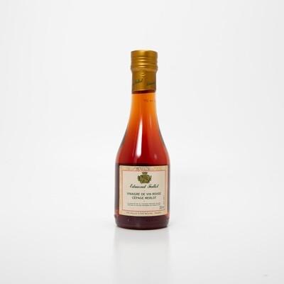 wijnazijn rood merlot 250ml FALLOT