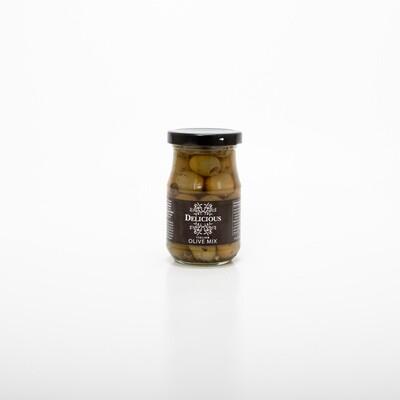 Italian Olive Mix - Delicious