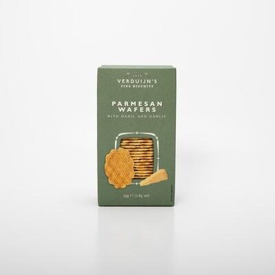 Pesto Wafers