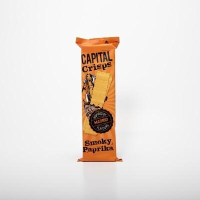 Capital Crisps Smokey Paprika