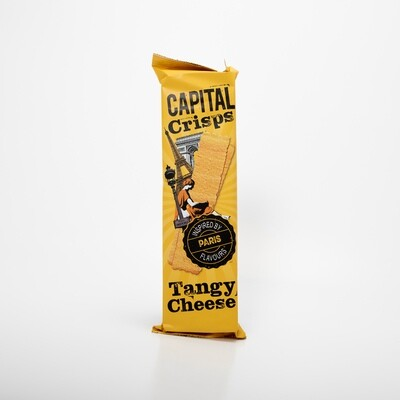 Capital Crisps Tangy Cheese