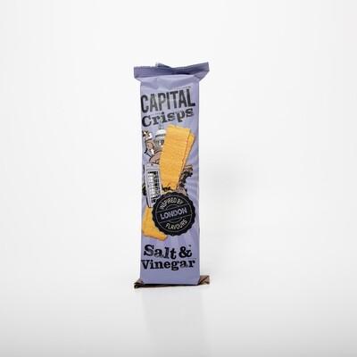 Capital Crisps Salt & Vinegar
