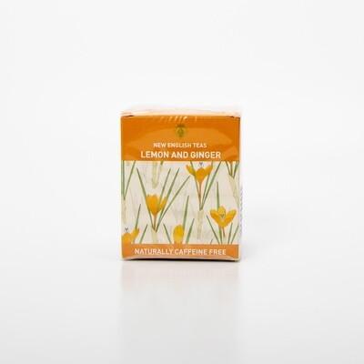 Lemon and Ginger 10TB NEW ENGLISH TEA