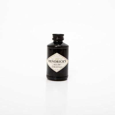 Hendrick's Gin (Mini) fles 5cl