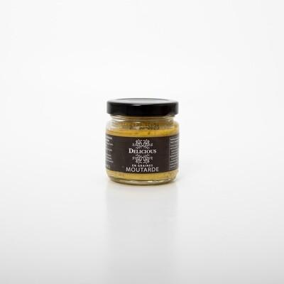 Moutarde en grain - Delicious