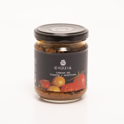 Crema de Tomate y Aceituna
