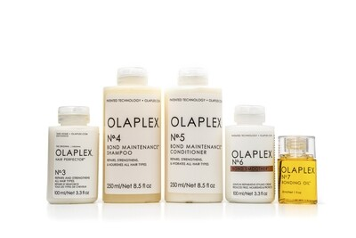 Olaplex Ultimate Set No. 3 t/m 7