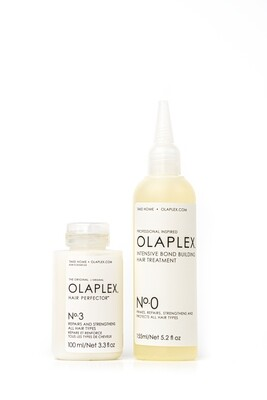 Olaplex Basis Set No.0 en No.3