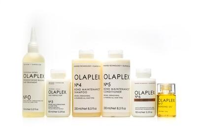 Olaplex  No. 0 + No.3 t/m 7