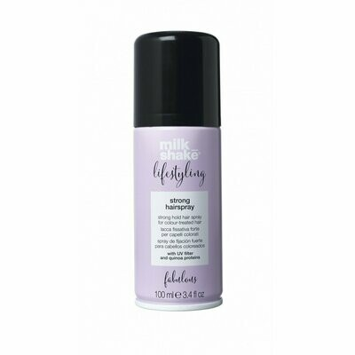 Strong hold hairspray 100ml