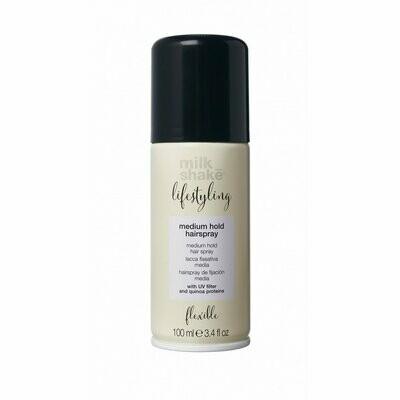 Medium hold hairspray 100ml
