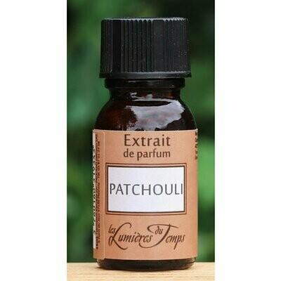 PATCHOULIE Les Lumieres du Parfumolie 10 ml WISLA VLAANDEREN