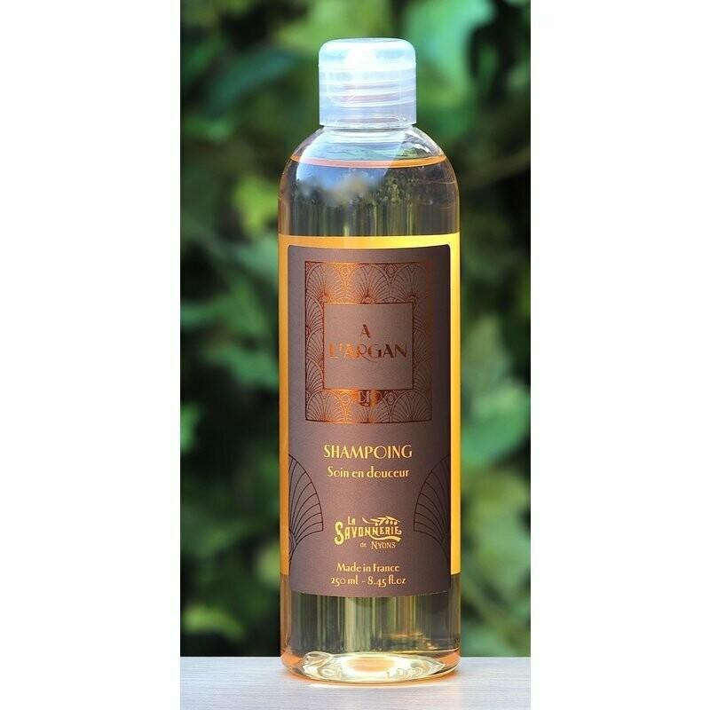 Shampoo met biologische arganolie WISLA VLAANDEREN