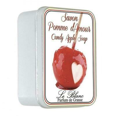 blikje MARSEILLE ZEEP WISLA VLAANDEREN Pommes D'amour