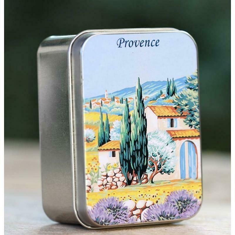 blikje MARSEILLE ZEEP WISLA VLAANDEREN Provence