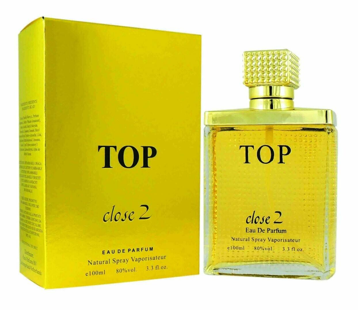 Eau De Parfum Close2 Top WISLA VLAANDEREN Pour Femme