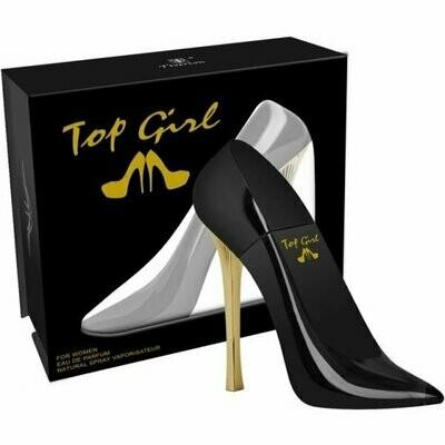 Top Girl Eau De Parfum VAPORSATEUR 100ml WISLA VLAANDEREN BLACK GOLD Natural Spray SHOE