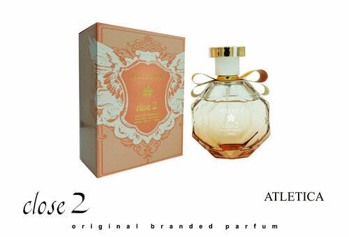 Eau De Parfum ATLETICA CLOSE2 vaporisateur WISLA VLAANDEREN