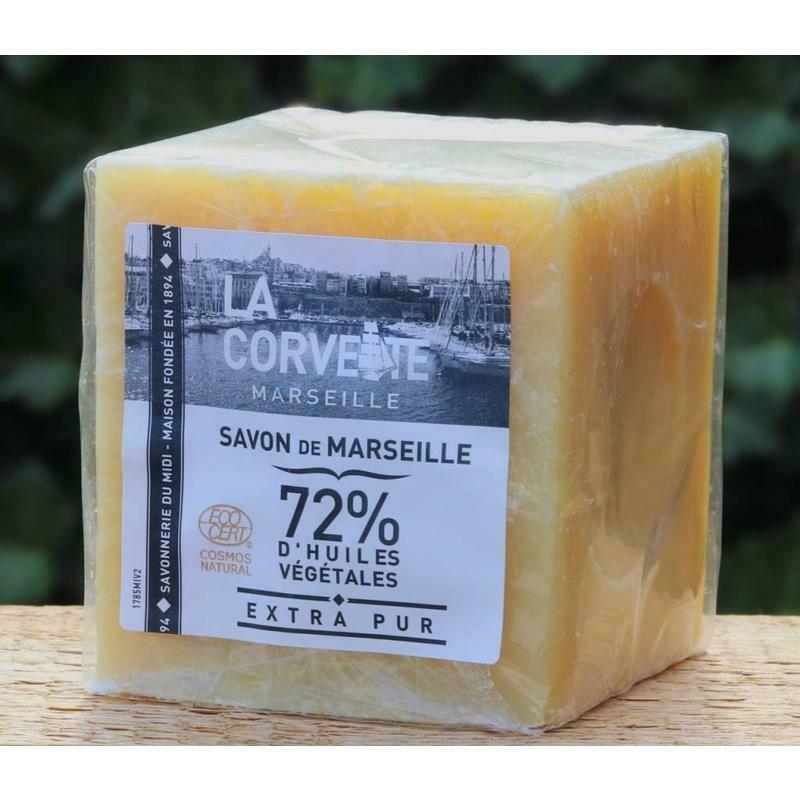 Blok biologische Savon de Marseille 500 gram