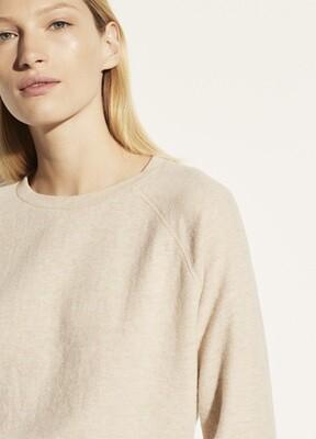VINCE. Langarm Raglan Pullover