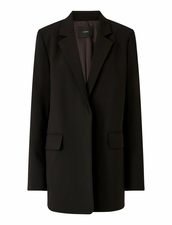 JOSEPH Light Wool Suiting Joan Jacket