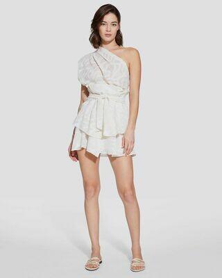 IRO Rakley Layered Ruffle Skirt