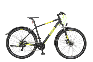 Leicester Mountainbike 29 Zoll BLACK-MATT