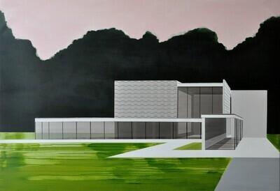 Minimalist Pavilion