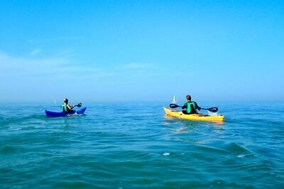 Sea Kayak initiation