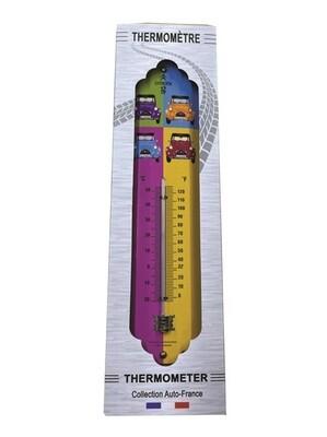 Thermometer Citroën 2CV Warhol