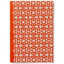 Notebook Softcover A5 orange