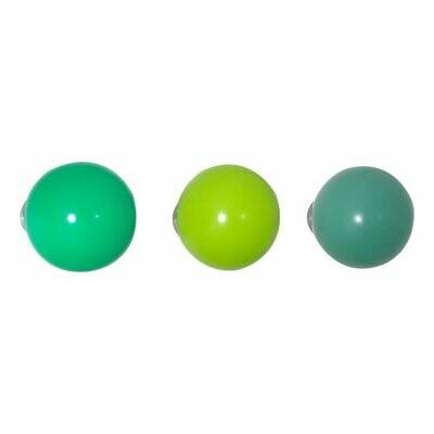 Coat Dots Set groen