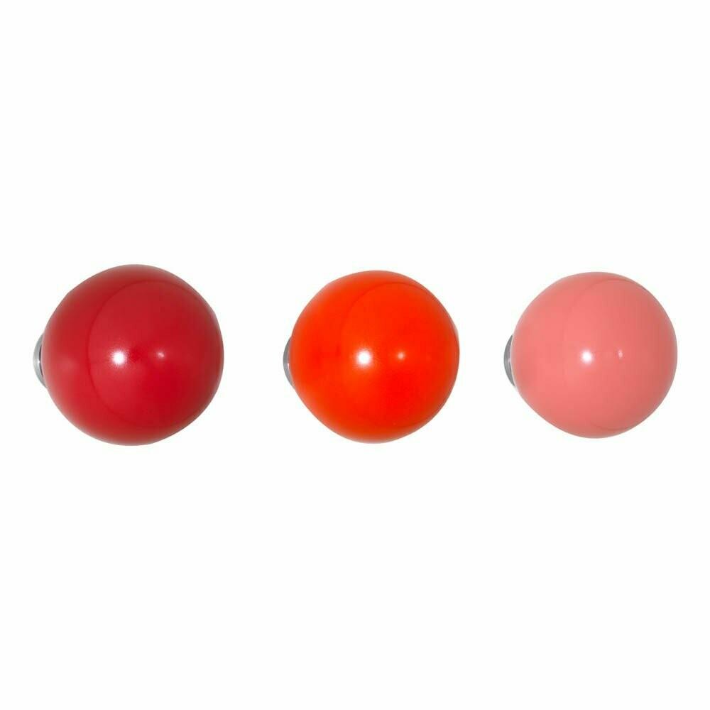Coat Dots Set rood