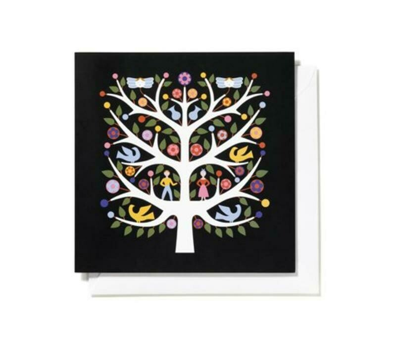 Greeting Card Tree of Life