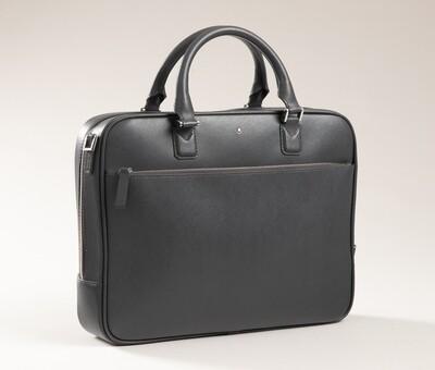 Document Case - Business Bags Sartorial Dark Grey S
