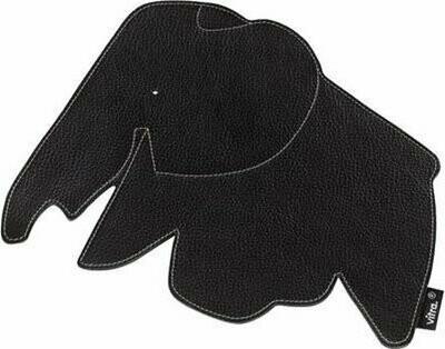 Elephant mouse pad zwart