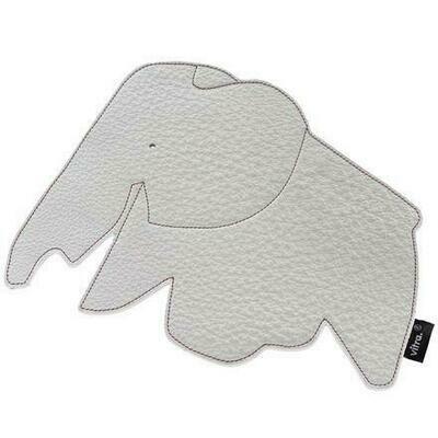Elephant mouse pad snow