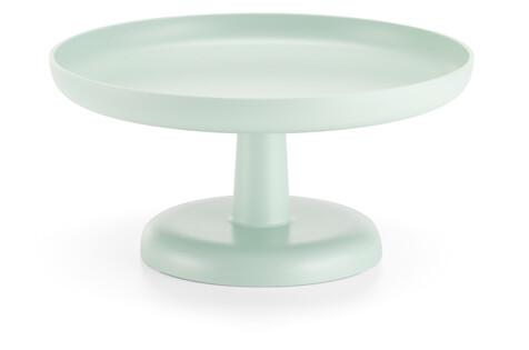 High tray mint green