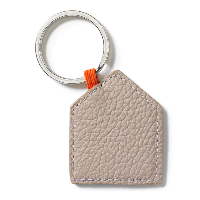 Key Ring House sand