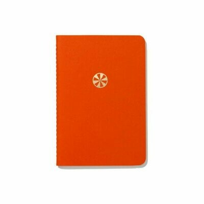Notebook softcoverpocket wheel