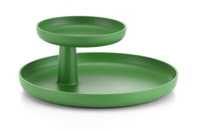 Rotary tray palm green