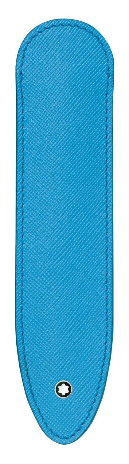 Pen Pouch - Sartorial China Blue