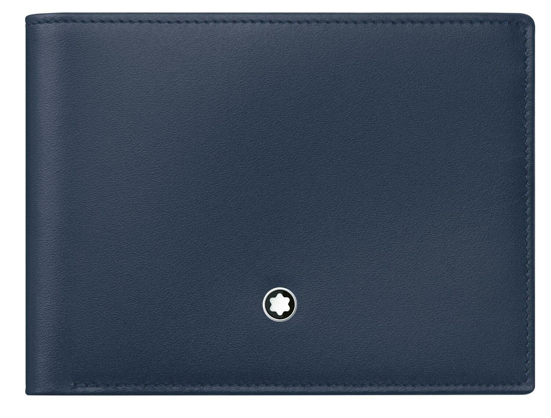 Wallet - Meisterstück 6cc Navy