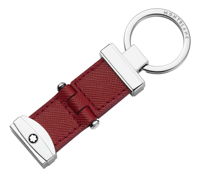 Keyfob - Sartorial pivot red