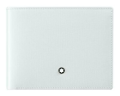 Wallet - Tribute to the Montblanc - 6cc white