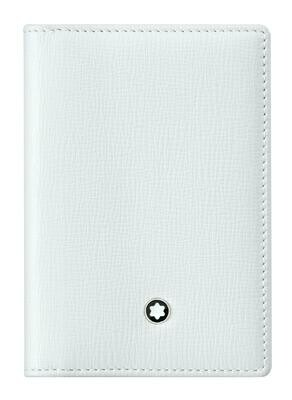 Business cardholder - Tribute to the Montblanc White